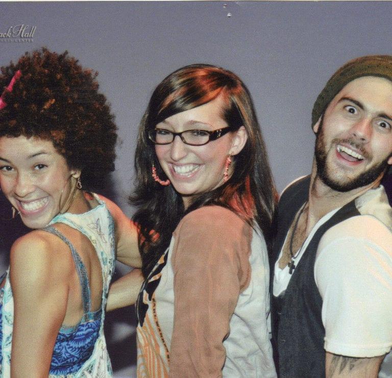 Sabra, Hayley and Kameron