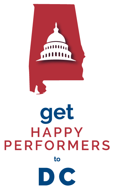 Get Happy Performers to DC